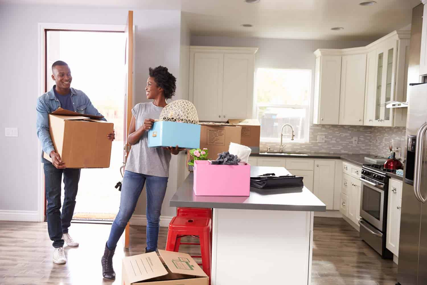 6. INVENTORY & MOVING DAY